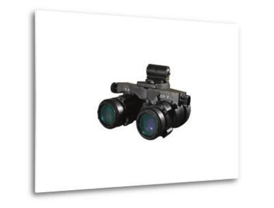 AN/AVS-6 Night Vision Goggles Used by the Military-Stocktrek Images-Metal Print
