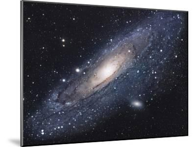 The Andromeda Galaxy-Stocktrek Images-Mounted Photographic Print