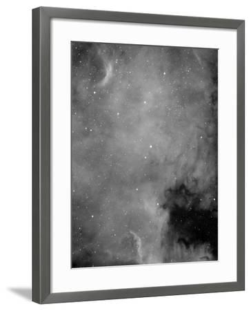 North America Nebula-Stocktrek Images-Framed Photographic Print
