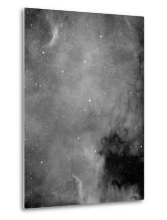 North America Nebula-Stocktrek Images-Metal Print