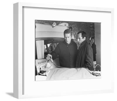 Bullitt--Framed Photo