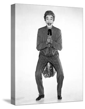 Cesar Romero--Stretched Canvas Print