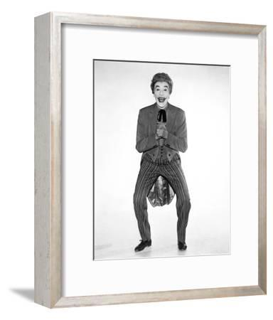 Cesar Romero--Framed Photo