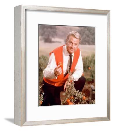 Eddie Albert - Green Acres--Framed Photo
