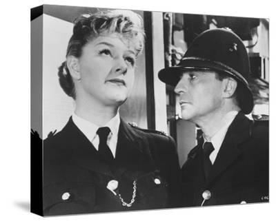 Carry On, Constable--Stretched Canvas Print