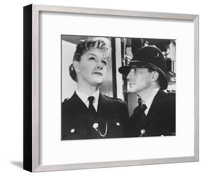 Carry On, Constable--Framed Photo