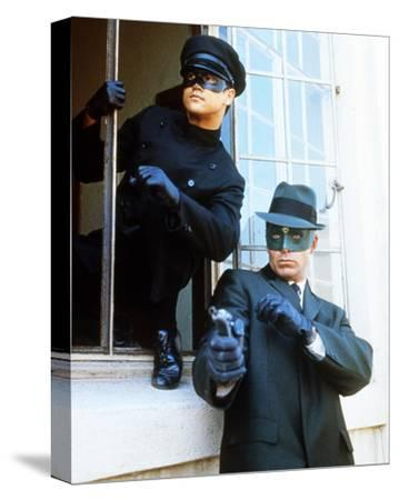 The Green Hornet--Stretched Canvas Print
