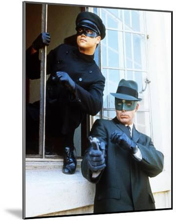 The Green Hornet--Mounted Photo