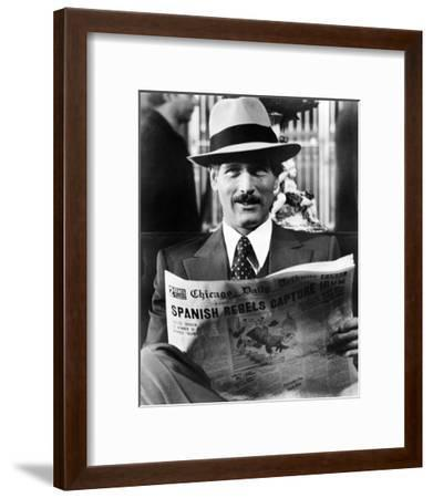 Paul Newman - The Sting--Framed Photo