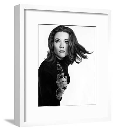 Diana Rigg--Framed Photo