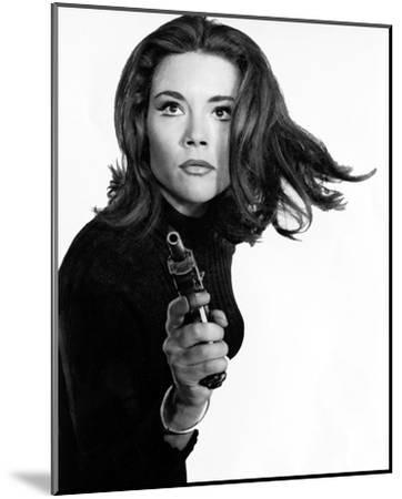 Diana Rigg--Mounted Photo