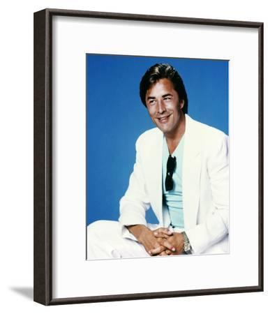 Don Johnson - Miami Vice--Framed Photo