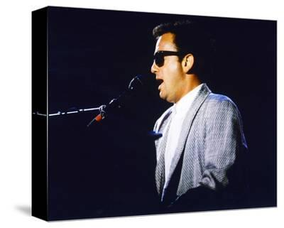 Billy Joel--Stretched Canvas Print