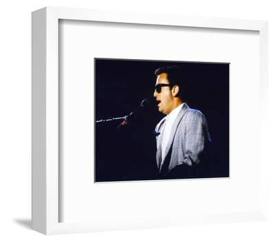 Billy Joel--Framed Photo