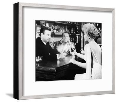 If a Man Answers--Framed Photo