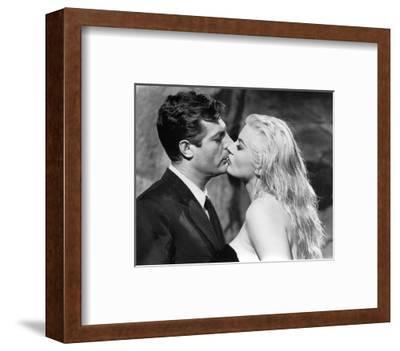 La Dolce Vita--Framed Photo
