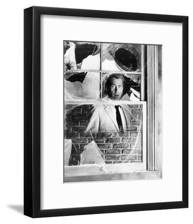 Darren McGavin - Kolchak: The Night Stalker--Framed Photo