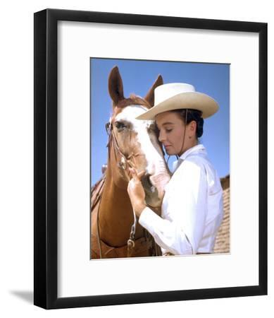 The Big Country--Framed Photo