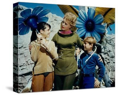 Lost in Space--Stretched Canvas Print