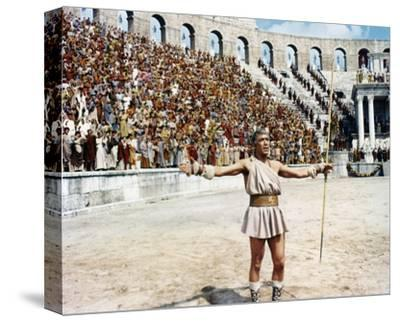Anthony Quinn - Barabba--Stretched Canvas Print