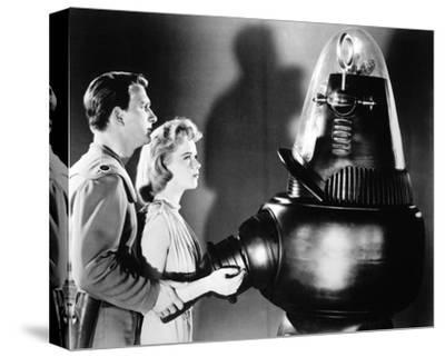 Forbidden Planet--Stretched Canvas Print