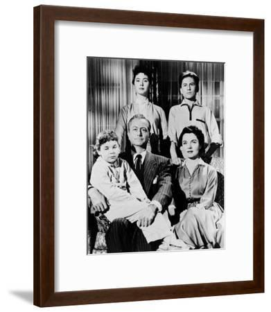Father Knows Best--Framed Photo