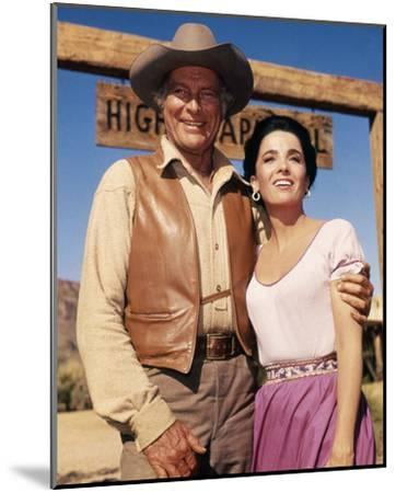 The High Chaparral--Mounted Photo
