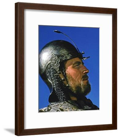 Charlton Heston - El Cid--Framed Photo