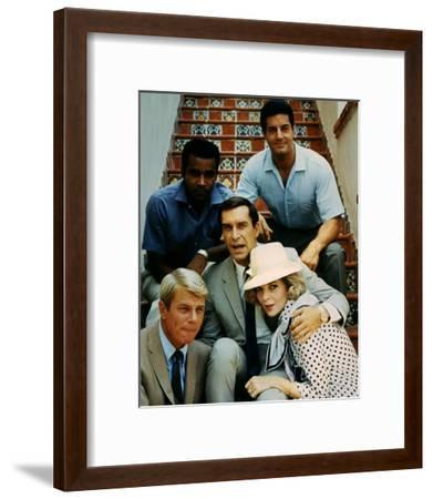 Mission: Impossible--Framed Photo