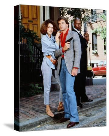 Spenser: For Hire--Stretched Canvas Print