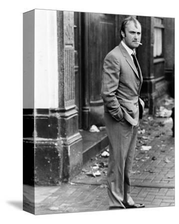Phil Collins - Buster--Stretched Canvas Print