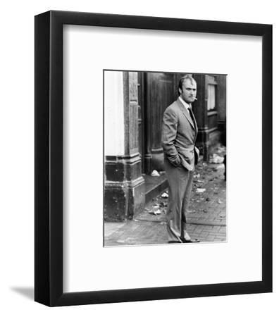 Phil Collins - Buster--Framed Photo