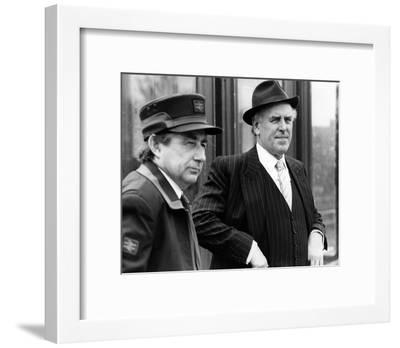 George Cole - Minder--Framed Photo