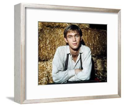 Richard Thomas - The Waltons--Framed Photo