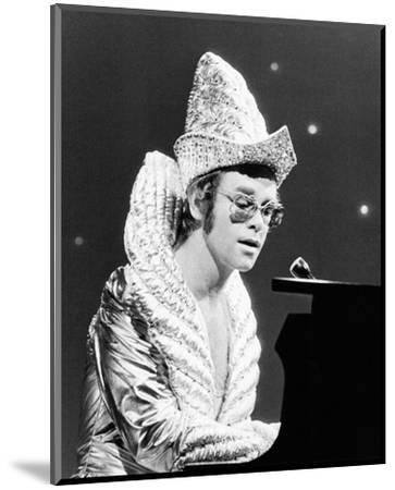 Elton John--Mounted Photo