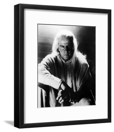 Christopher Lambert - Mortal Kombat--Framed Photo