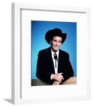 Maverick--Framed Photo