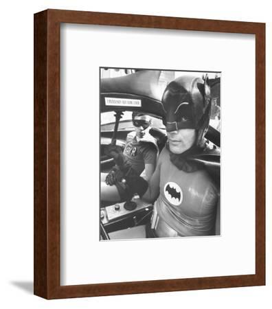 Batman--Framed Photo