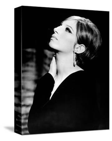 Barbra Streisand - Funny Girl--Stretched Canvas Print