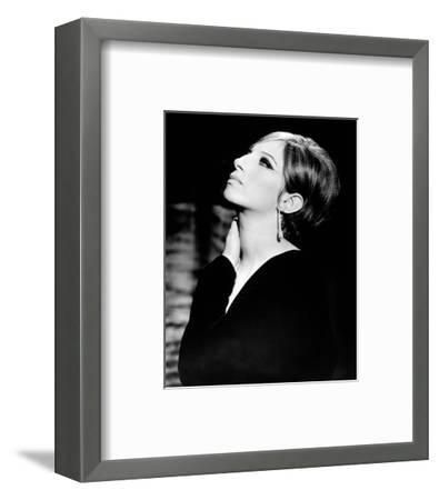 Barbra Streisand - Funny Girl--Framed Photo