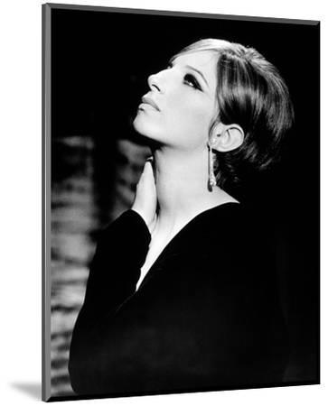 Barbra Streisand - Funny Girl--Mounted Photo