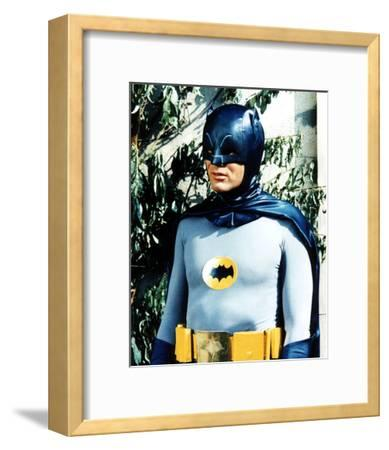 Adam West - Batman--Framed Photo