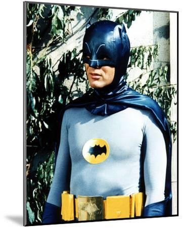 Adam West - Batman--Mounted Photo