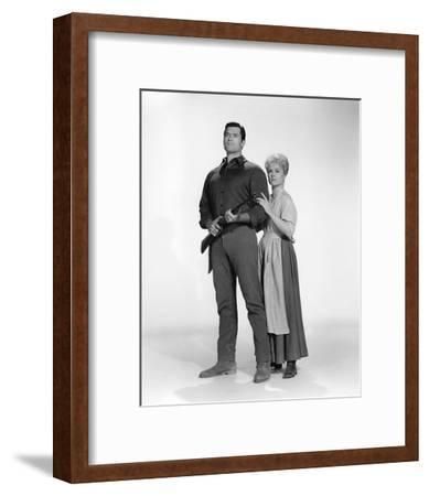 The Night of the Grizzly--Framed Photo