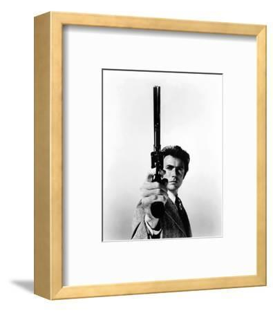 Clint Eastwood - Dirty Harry--Framed Photo