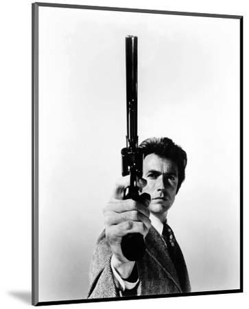 Clint Eastwood - Dirty Harry--Mounted Photo