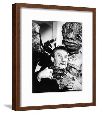 Lost in Space--Framed Photo