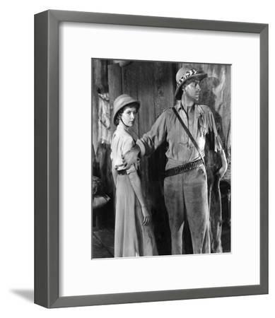 King Solomon's Mines--Framed Photo