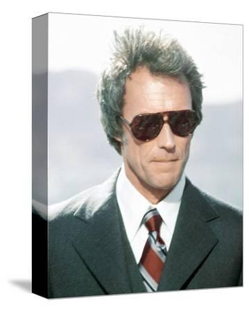 Clint Eastwood - The Enforcer--Stretched Canvas Print