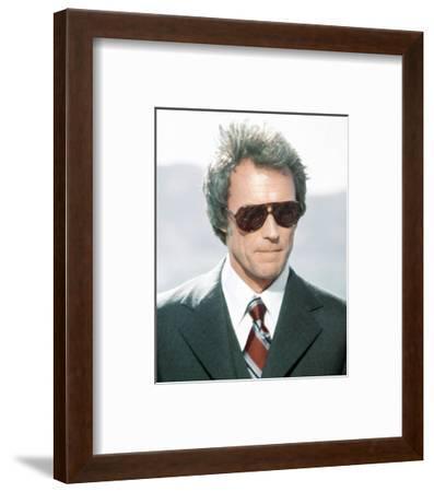 Clint Eastwood - The Enforcer--Framed Photo